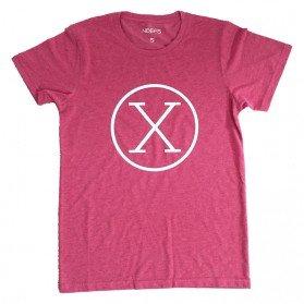 Camiseta X Roja