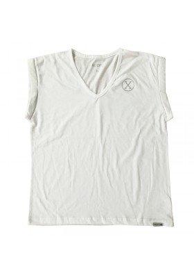 Camiseta BA Blanca Mujer