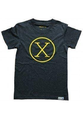 Camiseta X Antracita Niño