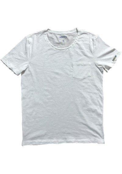 Camiseta DENIM BLANCA