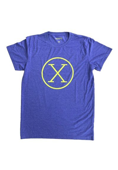 Camiseta X Malva