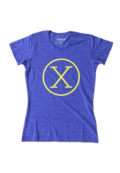 Camiseta X Malva Mujer