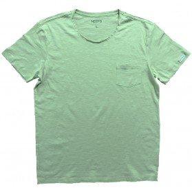 Camiseta DENIM VERDE