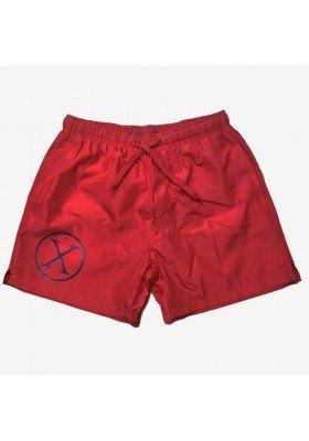Bañador X Rojo